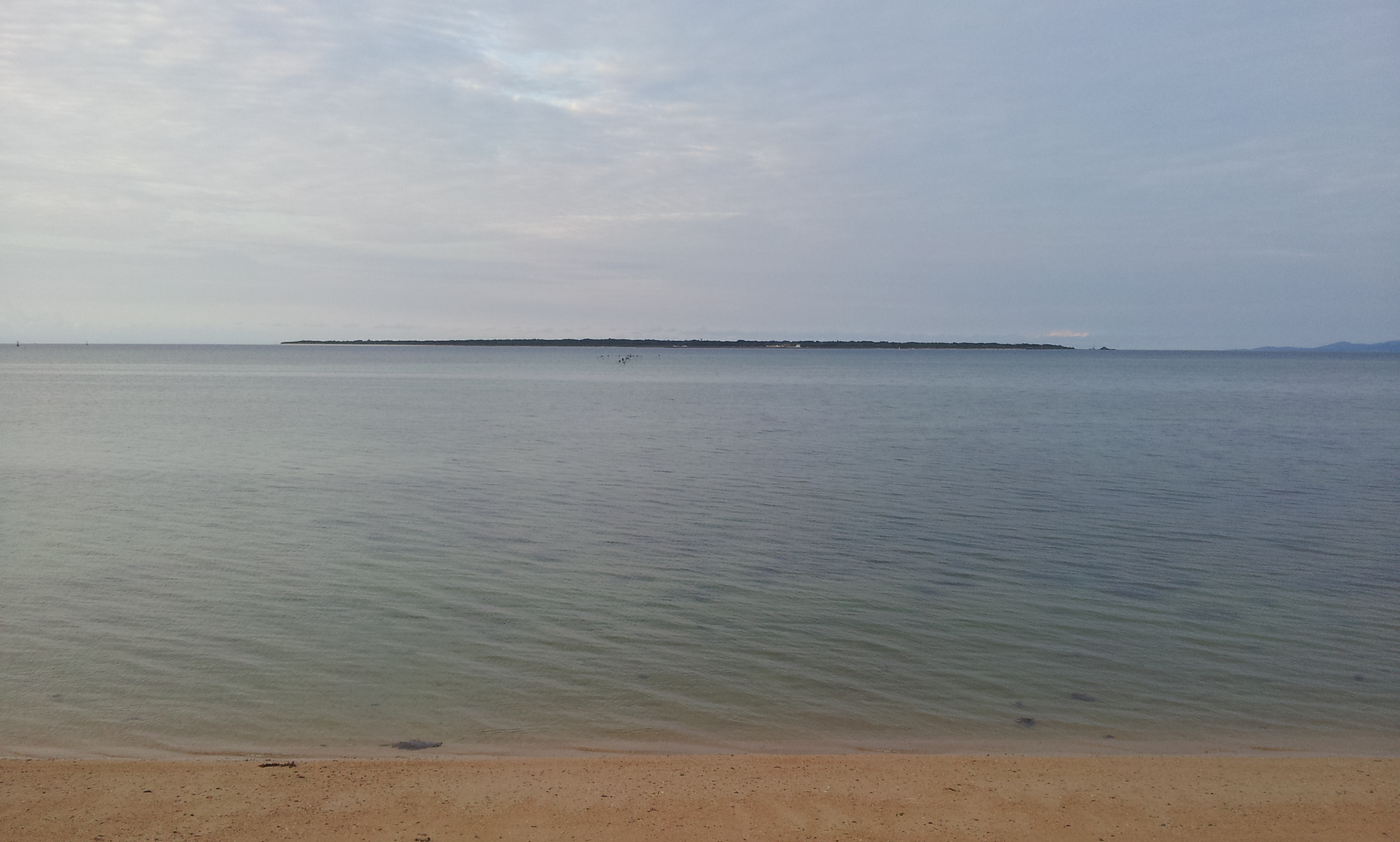 石垣島のランニングガイド・海岸コース