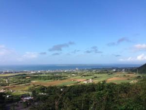 石垣島のランニングガイド・バンナ公園コース