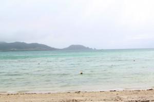 カビラ地区ビーチ